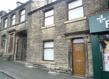 Thumbnail 4 bedroom end terrace house to rent in Luck Lane, Marsh, Huddersfield