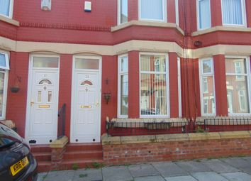 Thumbnail 2 bed terraced house for sale in Clifford Street, Birkenhead, Wirral, Merseyside