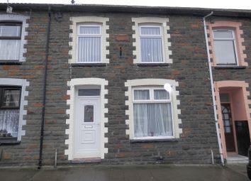Thumbnail 3 bed property for sale in Llewellyn Street, Pontygwaith, Rhondda Cynon Taff.