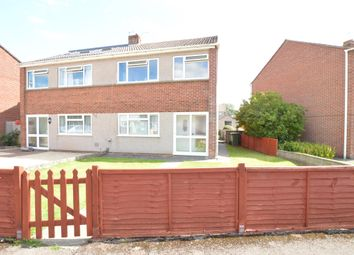 Thumbnail 3 bed semi-detached house for sale in Stanshawe Crescent, Yate, Bristol