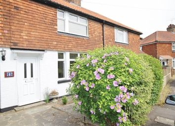 Thumbnail 3 bed semi-detached house to rent in Seal Road, Sevenoaks, Kent