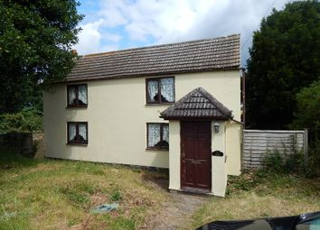 Thumbnail 2 bed detached house for sale in Tonan Cottage, Roman Bank, Holbeach Bank, Holbeach, Spalding, Lincolnshire