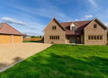 Thumbnail 4 bedroom detached house for sale in Ramsey Road, Warboys, Huntingdon