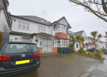Thumbnail 5 bedroom detached house to rent in Crespigny Road, Hendon, London