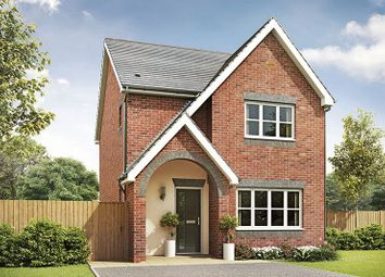 Thumbnail 3 bed detached house for sale in The Wharf, Bridge St, Nuneaton ( Swallow Design)