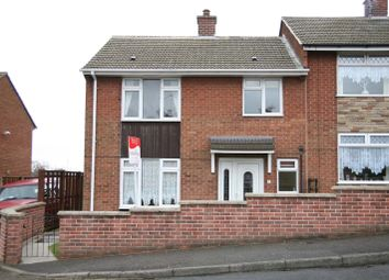 Thumbnail 3 bed property to rent in Elm Street, Temple Normanton, Chesterfield