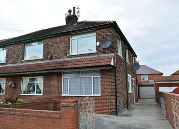 Thumbnail 3 bed semi-detached house for sale in Roseway, South Shore, Blackpool