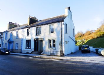 Thumbnail 3 bed end terrace house for sale in 21 Main Street, Portpatrick