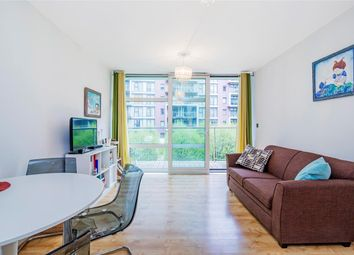 Thumbnail 1 bed flat for sale in Warwick Building, Chelsea Bridge Wharf, London