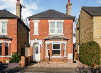 Thumbnail 3 bed detached house for sale in Hereward Street, March
