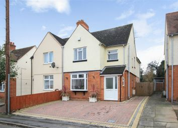 Thumbnail 4 bed semi-detached house for sale in Percy Street, Stratford-Upon-Avon, Warwickshire