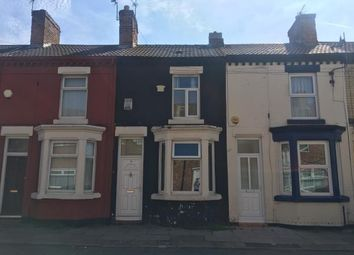 Thumbnail 2 bed terraced house for sale in Sedley Street, Anfield, Liverpool