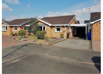 Thumbnail 2 bed detached bungalow for sale in Timor Grove, Stoke-On-Trent
