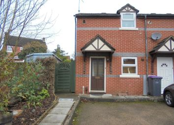 Thumbnail 1 bedroom terraced house to rent in Meadow Brook Close, Madeley, Telford