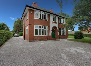 Thumbnail 4 bedroom detached house for sale in Ring Road, Backford, Chester
