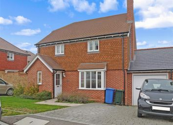 Thumbnail 4 bed detached house for sale in Ringlet Grove, Iwade, Sittingbourne, Kent
