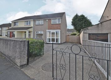 Thumbnail 3 bed semi-detached house for sale in Semi-Detached House, Monnow Way, Newport