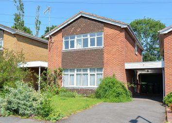 Thumbnail 4 bed link-detached house for sale in Castle Croft, Oldbury, West Midlands