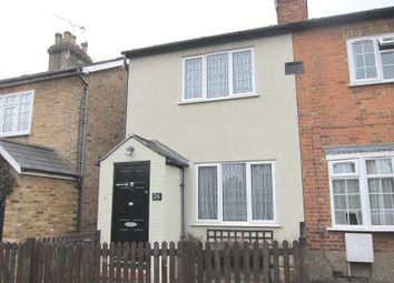 Thumbnail 3 bed semi-detached house to rent in North Street, Egham