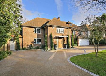 Thumbnail 7 bed detached house for sale in Newlands Avenue, Radlett, Hertfordshire