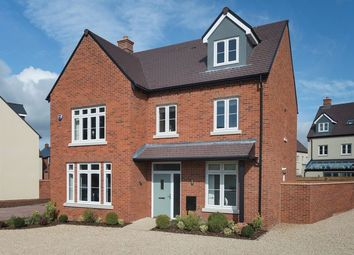 Thumbnail Detached house to rent in Cooper Close, Upper Heyford, Bicester