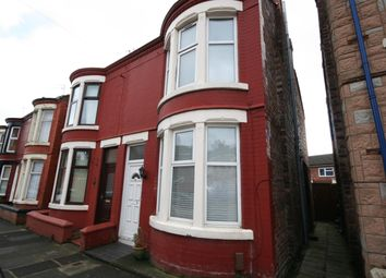 Thumbnail 2 bed semi-detached house for sale in Denbigh Road, Wallasey