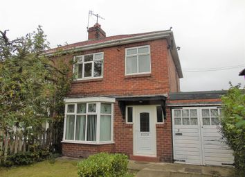 Thumbnail Semi-detached house to rent in Horsley Road, Ovingham, Prudhoe