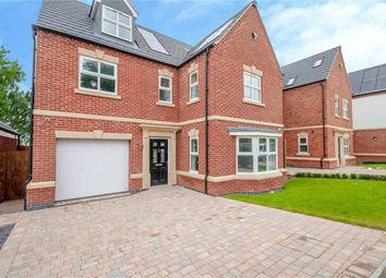 Thumbnail 5 bed detached house for sale in Carriage Close, Mapperley, Nottingham