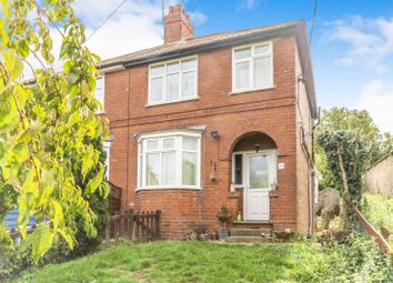 Thumbnail 2 bed end terrace house to rent in Main Street, Greetham, Oakham
