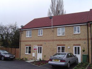 Thumbnail 3 bedroom end terrace house to rent in Stephenson Close, March