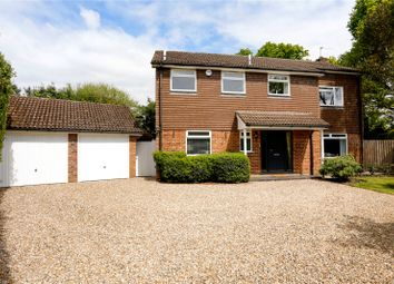 Thumbnail 4 bed detached house for sale in Pitch Pond Close, Knotty Green, Beaconsfield, Buckinghamshire