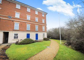 Thumbnail 2 bed maisonette for sale in Fenton Avenue, Swindon