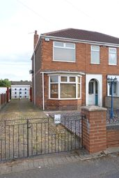 Thumbnail 3 bed semi-detached house to rent in St. Hughs Crescent, Scunthorpe