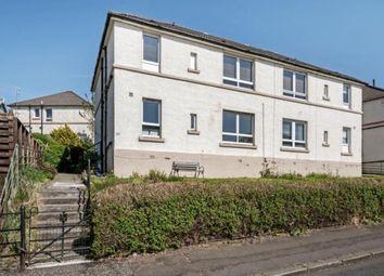 Thumbnail 2 bed flat for sale in Milrig Road, Rutherglen, Glasgow, South Lanarkshire