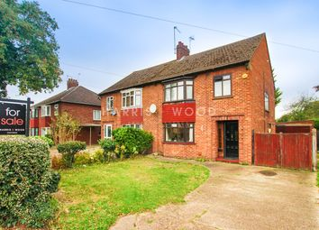 Thumbnail 3 bed semi-detached house for sale in Dugard Avenue, Colchester