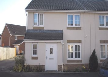 Thumbnail 3 bed semi-detached house to rent in Abbottsmoor, Port Talbot, West Glamorgan