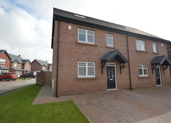 Thumbnail 3 bed semi-detached house to rent in Keekle Meadows Road, Cleator Moor