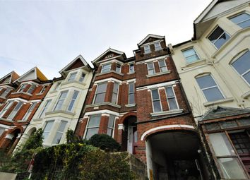 Thumbnail 4 bed flat to rent in Milward Crescent, Hastings