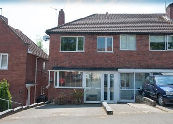 Thumbnail 3 bed end terrace house for sale in Sterndale Road, Great Barr, Birmingham