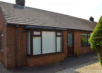 Thumbnail 3 bed semi-detached bungalow to rent in Newstead Avenue, Cherry Willingham, Lincoln