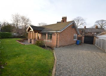 Thumbnail 3 bed detached bungalow to rent in The Drive, Lymm