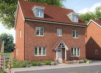 Thumbnail 5 bed detached house for sale in Hyde End Road, Shinfield, Berkshire