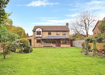 Thumbnail 6 bed detached house for sale in St. Annes Road, Framingham Earl, Norwich, Norfolk