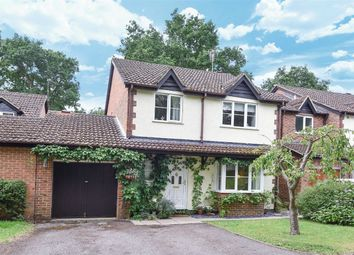 Thumbnail 4 bed detached house for sale in The Junipers, Wokingham, Berkshire