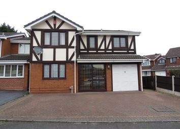 Thumbnail 5 bed detached house for sale in The Bantocks, West Bromwich