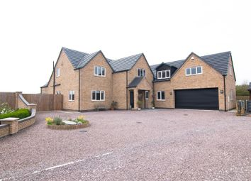 Thumbnail 5 bed detached house for sale in Heron Way, Wyberton, Boston