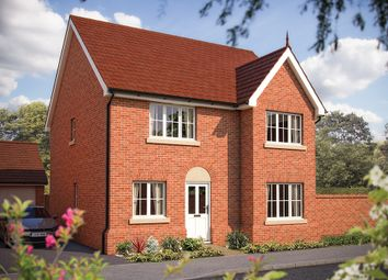 "Thumbnail 4 bed detached house for sale in ""The Walden"" at Ribbans Park Road, Ipswich"