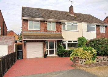 Thumbnail 4 bed semi-detached house for sale in Grange Road, Tuffley, Gloucester