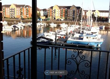 Thumbnail 2 bed flat to rent in Maratime Quarter, Swansea