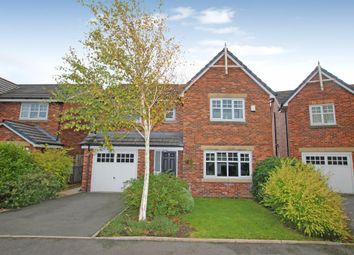 Thumbnail 4 bed detached house for sale in Williams Drive, Guide, Blackburn